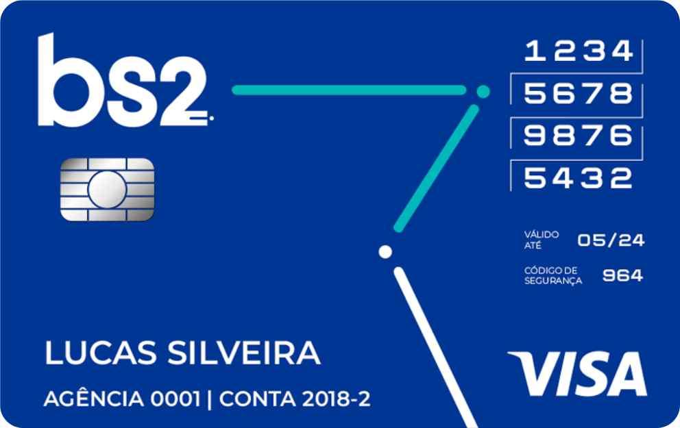 CARTÃO BS2